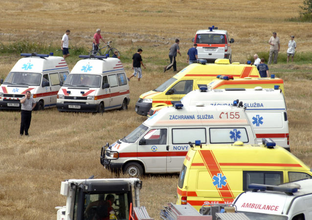 斯洛伐克救护车(图片资料)
