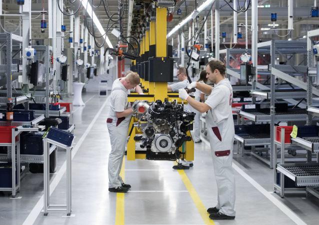 特朗普有意将德国豪华车制造商挤出美国市场