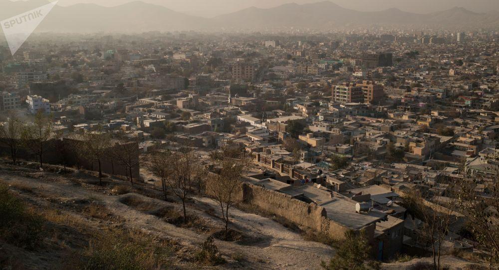 阿富汗首都喀布尔