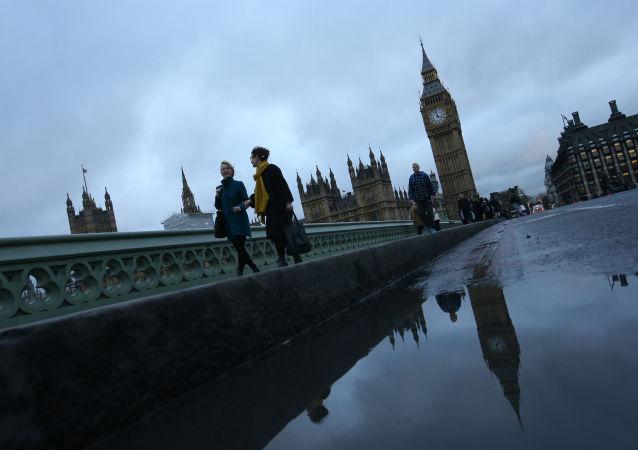 英國議會否決政府新的脫歐方案