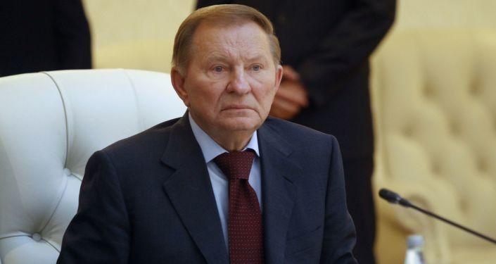 乌克兰前总统列昂尼德·库奇马