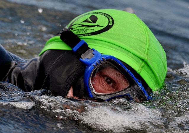 克羅地亞潛水員打破水下靜態屏氣世界紀錄