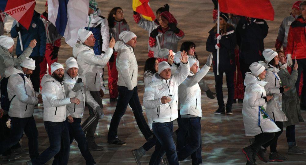 克宮:預計普京總統本週會見參加冬奧會的俄羅斯運動員