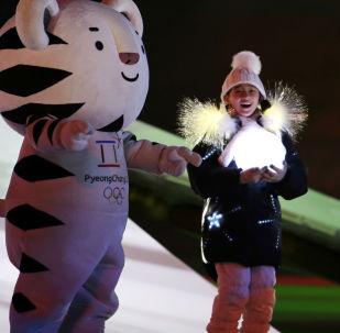 34名俄運動員抵達韓國參加平昌冬季殘奧會