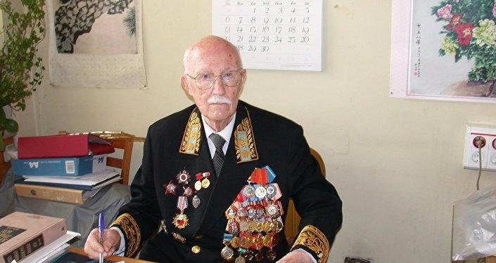 聆听齐赫文斯基讲述与毛泽东等老一代领导人的交往