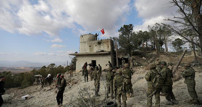 自敘阿夫林行動開始以來已消滅逾3400名武裝分子