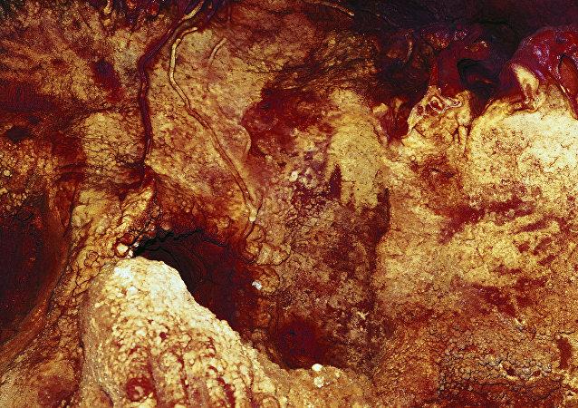 媒体:科学家在西班牙发现人类最古老绘画
