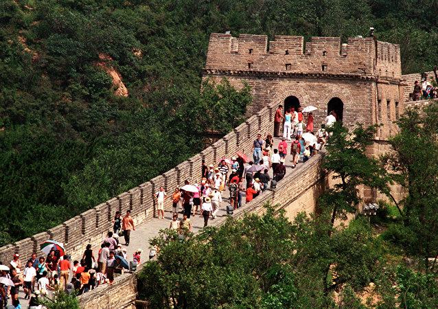 中国入选五大最受俄游客青睐的国家