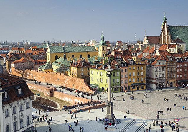 波兰首都华沙