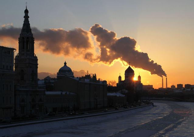 2月26日夜间至27日凌晨为入冬以来莫斯科最冷的时段