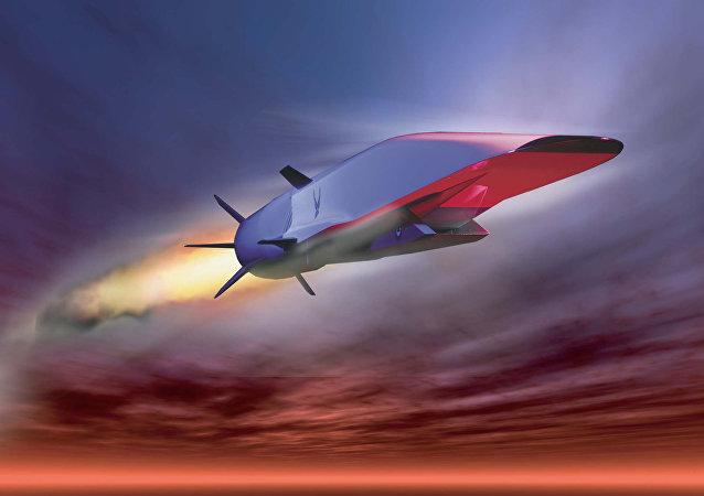 高超音速導彈