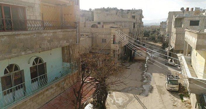 人道停火第四日叙政府军记录到37次武装分子破坏行为