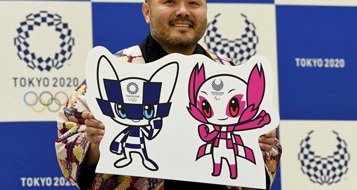 日本公布2020年东京奥运会和残奥会吉祥物
