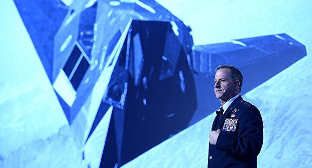 俄军事专家:美国太空军事化的企图令人不安