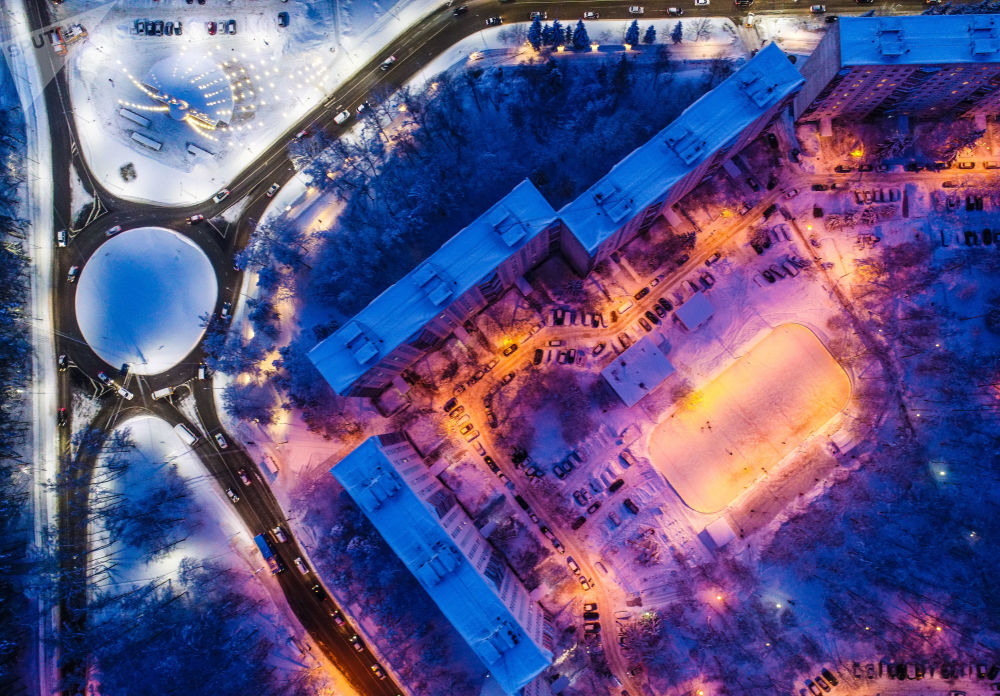 新莫斯科行政区