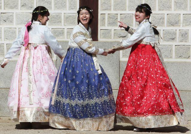 韩国文化节在俄开幕