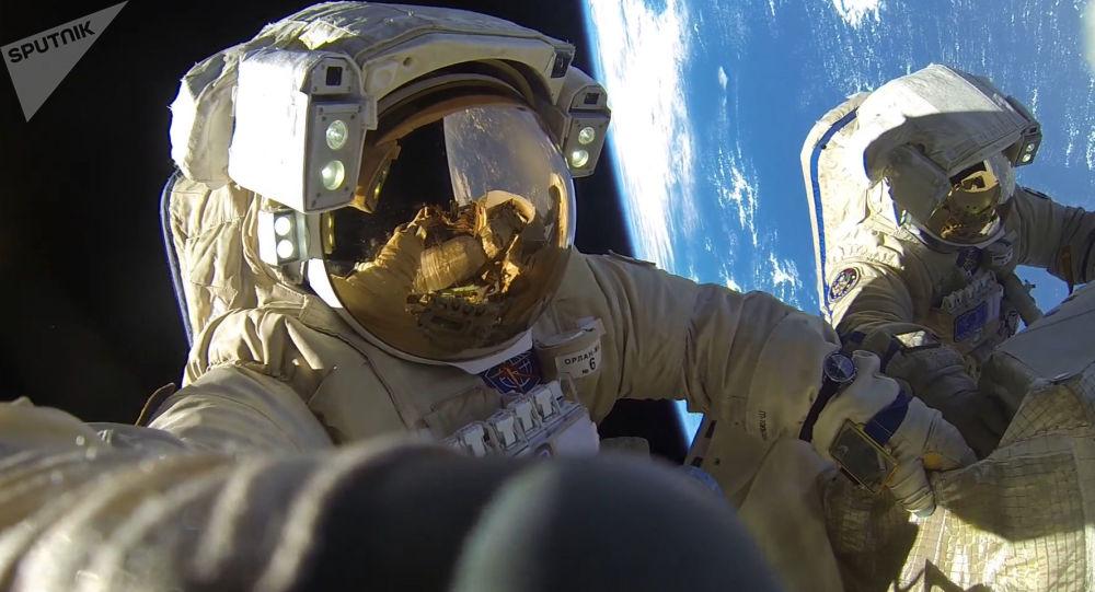 俄羅斯宇航員