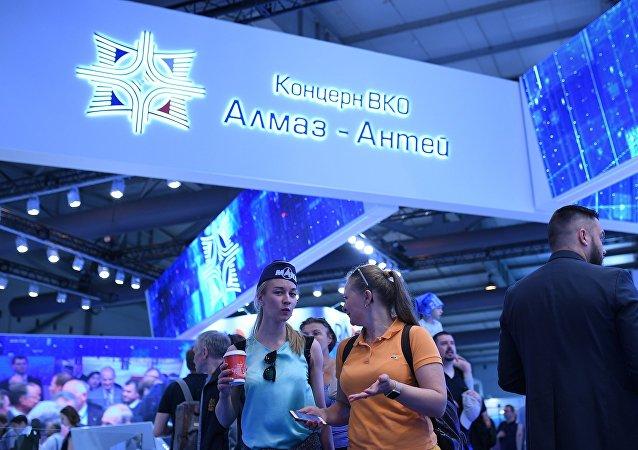 俄罗斯金刚石-安泰集团将在印度武器展上展示先进产品