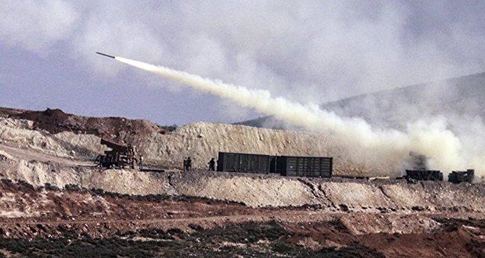 叙阿夫林行动开始以来消灭2222名武装分子