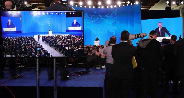 普京談俄羅斯的最新超級武器:「簡直不可思議」(視頻)