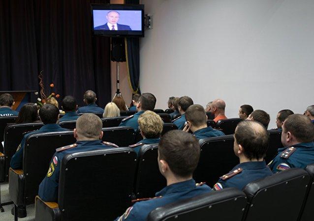 普京:俄羅斯新型核動力巡航導彈全球獨一無二