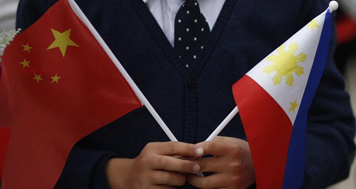 菲律賓期望中菲關係出現新的突破