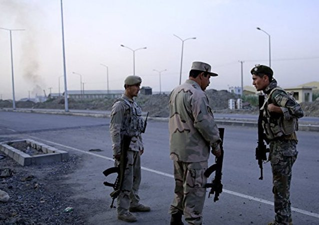 阿富汗首都喀布尔发生强力爆炸