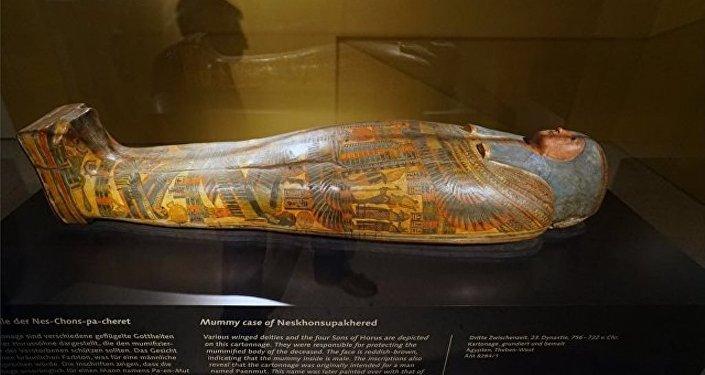 考古學家發現最後幾代古埃及法老的木乃伊加工廠