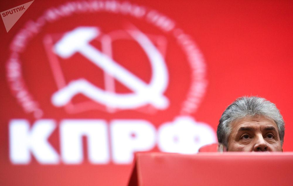 格魯季寧表示,俄羅斯需要能夠團結所有人的「奠基性」 主張,以便其他國家像當年對蘇聯一樣,「想來我們這裡」。