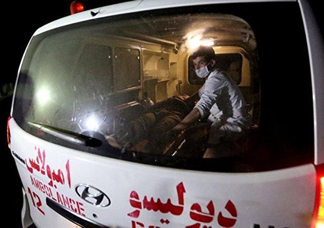 媒體:喀布爾發生強烈爆炸致20多人受傷