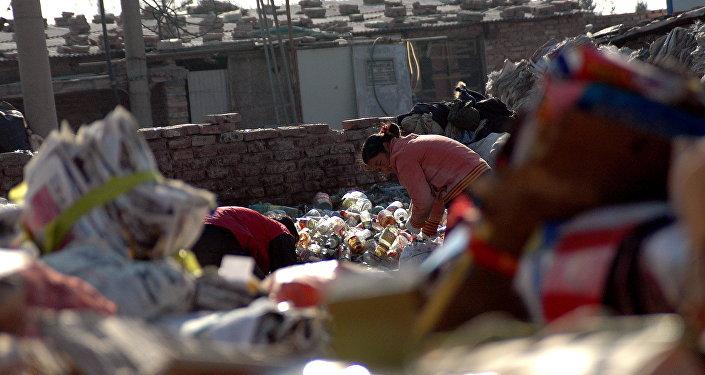 中國嚴打外國垃圾走私