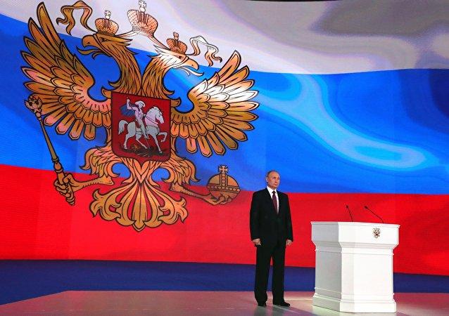 克宫:普京年度国情咨文的准备工作已启动