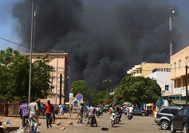 布基纳法索首都瓦加杜古发生恐怖袭击