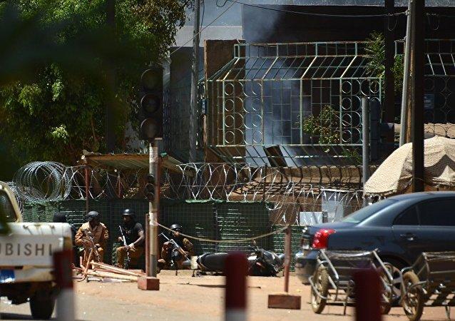 布基纳法索首都恐袭事件中已有4名袭击者被击毙