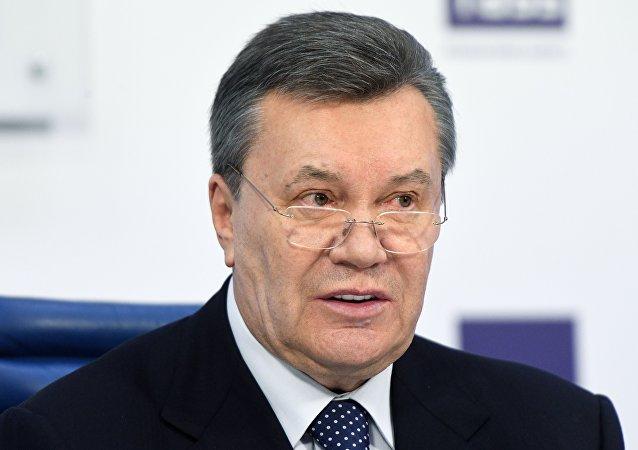 亚努科维奇在2014年时对普京的诉求内容被公布