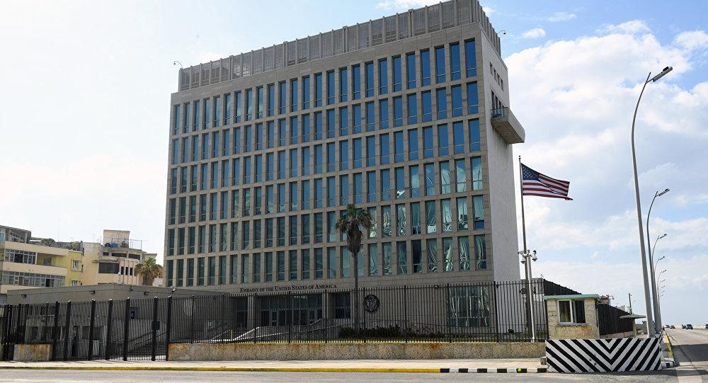 美国驻古巴大使馆