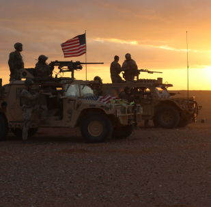 美国驻叙利亚军队