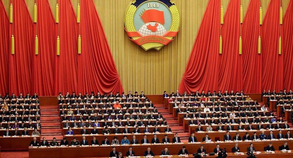 王岐山當選中華人民共和國副主席