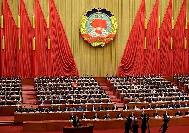 王岐山当选中华人民共和国副主席