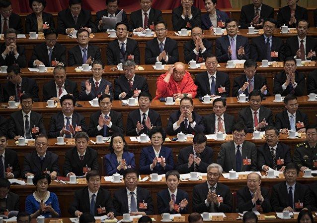 中國第十三屆全國人民代表大會第一次會議將於3月5日在京召開