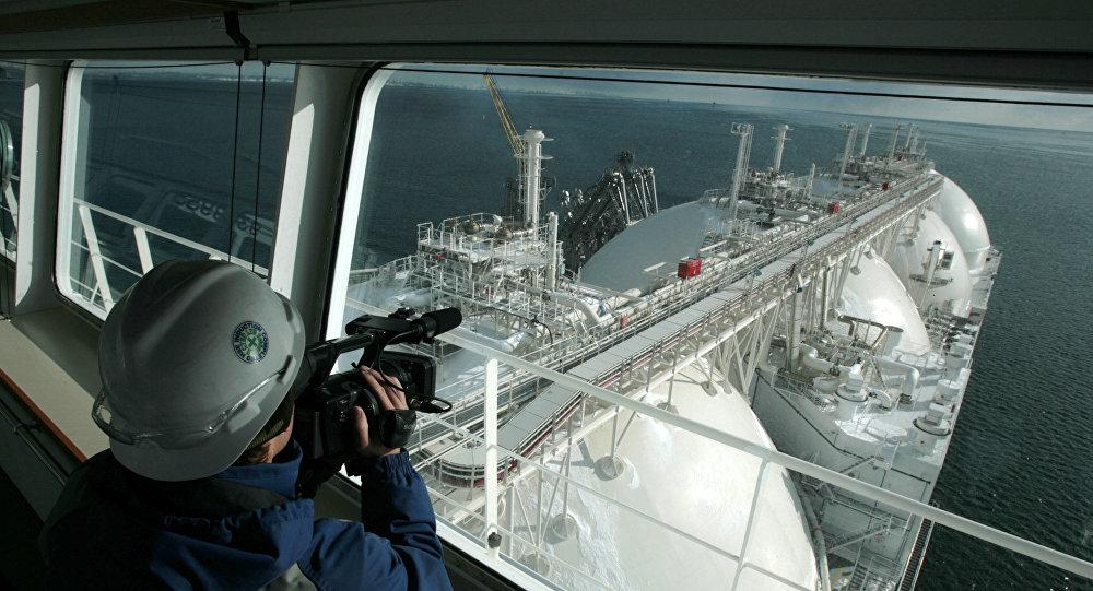 中國棄用美國液化天然氣