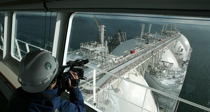 液化天然氣運輸船