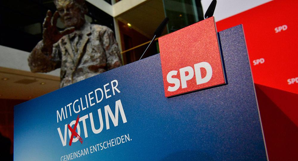 德國社會民主黨