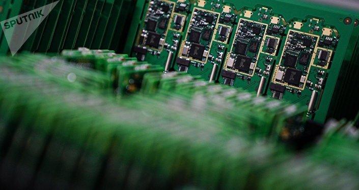 中國投資者計劃在克里米亞組裝區塊鏈技術設備
