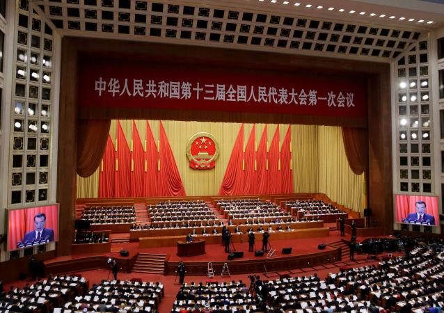 中国宪法拟增新规 国家主席等工作人员就职应宣誓
