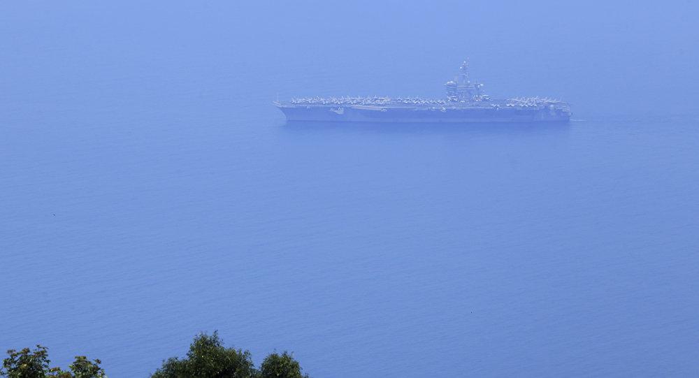 專家:美國海軍已無力遏制中國