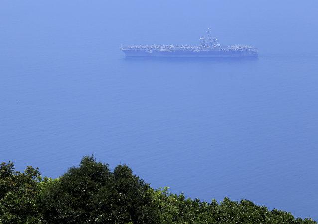 专家:美国海军已无力遏制中国