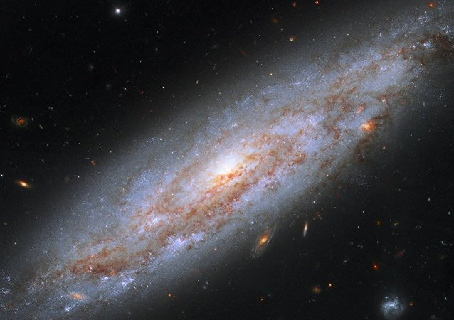 中国天体物理学家将赴俄出席国际太空研讨会