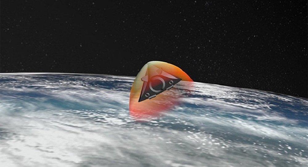 先鋒綜合體可能是首個系列生產的類似高超音速滑翔器