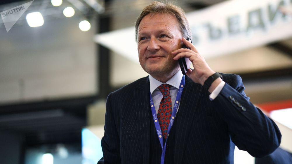 俄成长党候选人鲍里斯·季托夫